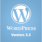 wordpress-3.3-logo